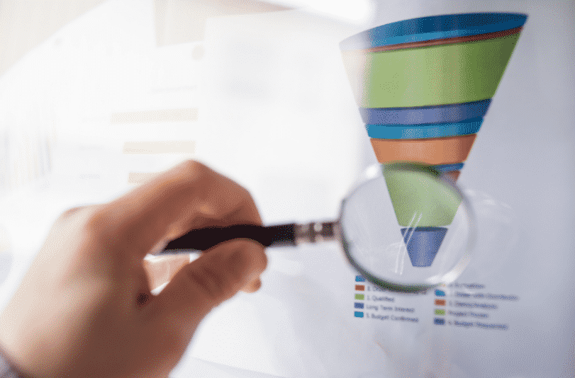 speak to leads based on where they are in your sales funnel for increased conversions